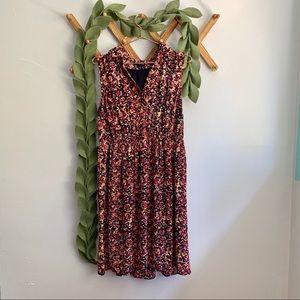 Torrid Multicolor Sleeveless Dress